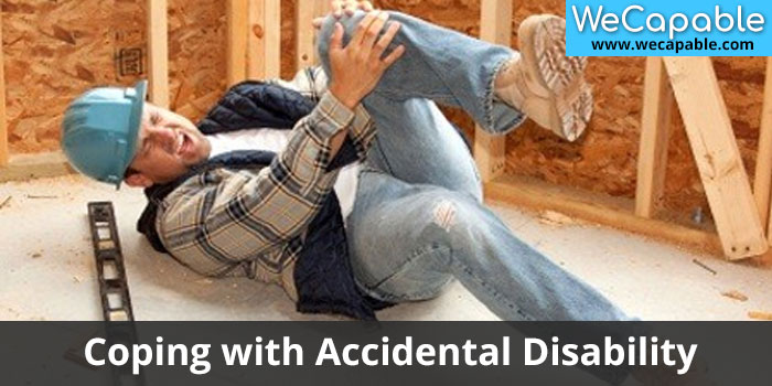 Banner image for coping with accidental disability