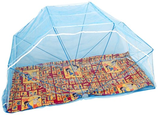 foldable mosquito net for disability management tools