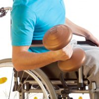 strength training exercises for disabled people