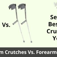 banner image for underarm crutches vs. forearm crutches