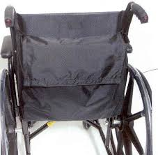 wheelchair accessories back pack