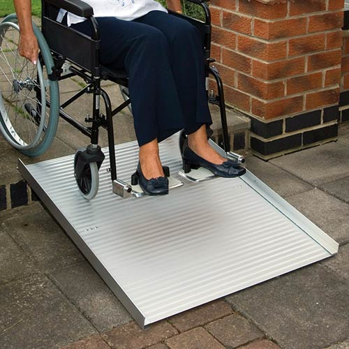 wheelchair accessories portable ramp