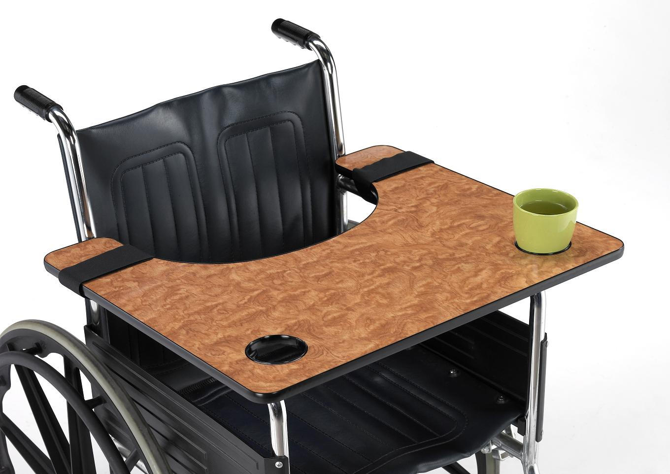 wheelchair accessories: table tray