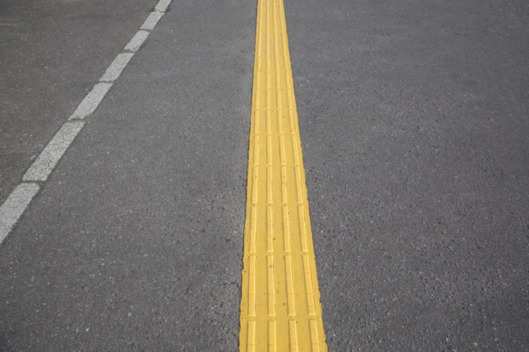 Meanings of Tactile Paving: A Blessing for Persons with