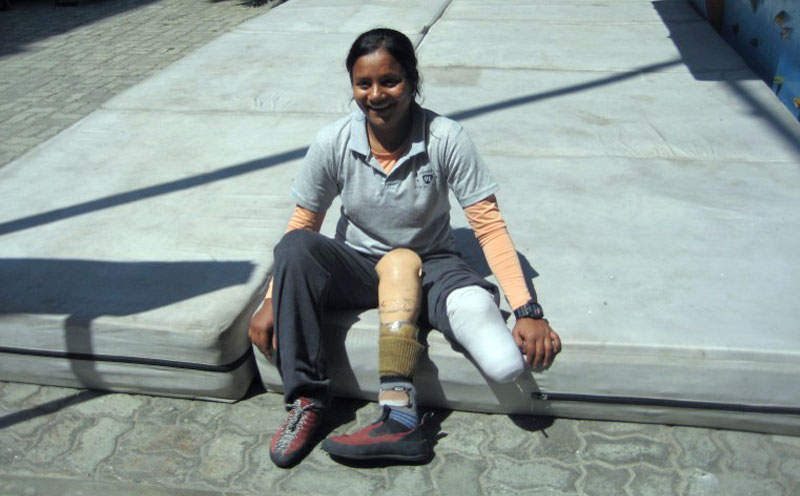 arunima sinha famous disabled persons india