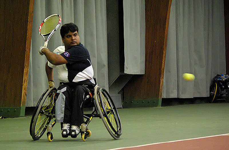 famous persons with disability from india