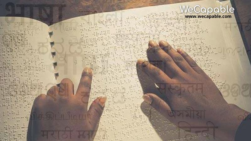 indian language braille translator on wecapable