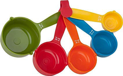 measuring cups spoons kitchen adaptation visually impaired
