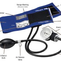 sphygmomanometer blood pressure measurement