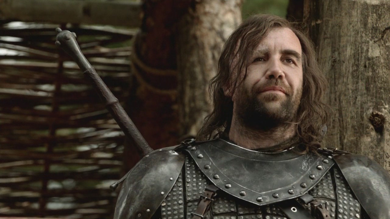 Disability in Game of Thrones. Sandor Clegane