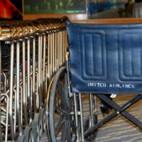 wheelchair assistance at airports
