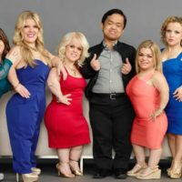 people affected with dwarfism