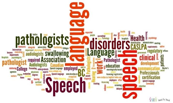 speech and language disability
