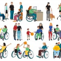 various types of disabilities