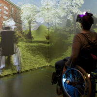 virtual reality for disabled people
