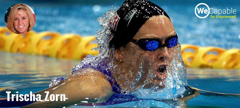 trischa zorn best paralympian swimmer