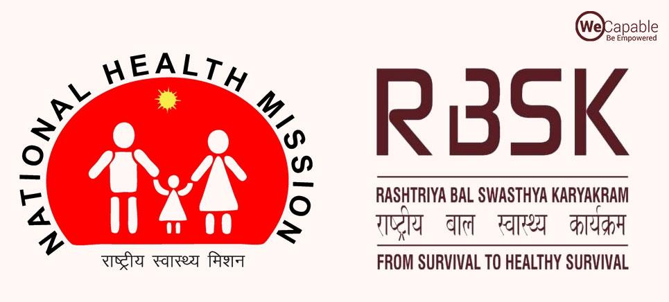 rashtriya bal swasthya karyakram rbsk banner