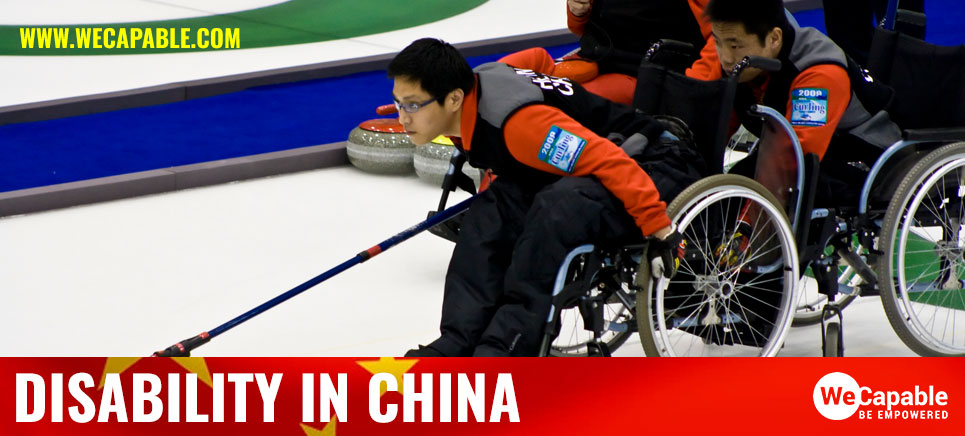 disability in china