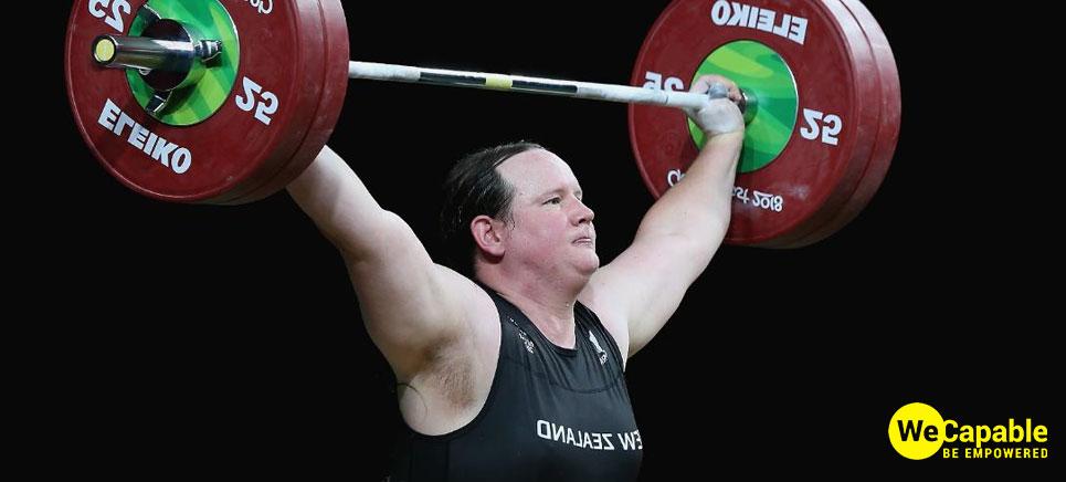 laurel hubbard the first transgender olympian