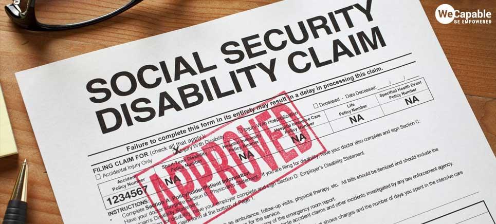 social security disability insurance ssdi claim