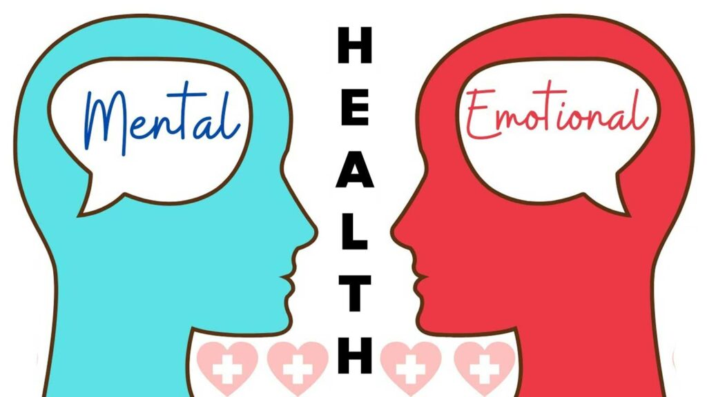 banner image for mental health and emotional health